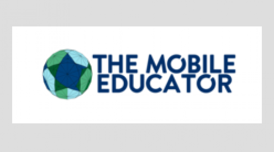 The Mobile Educator in 'Leidsch Dagblad'